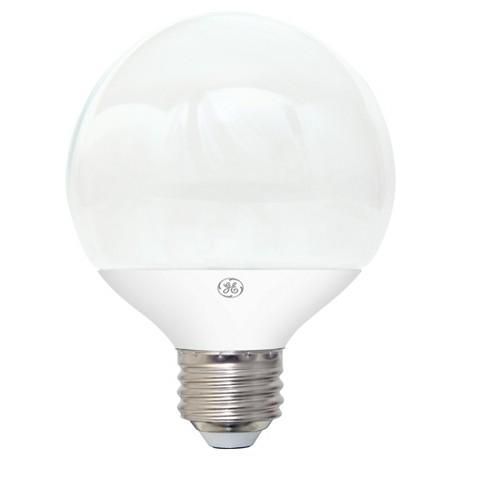 Ge Led 40watt G25 Globe Light Bulb 2pk Soft White