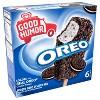Good Humor Ice Cream & Frozen Desserts Oreo Bar - 6pk - image 3 of 4