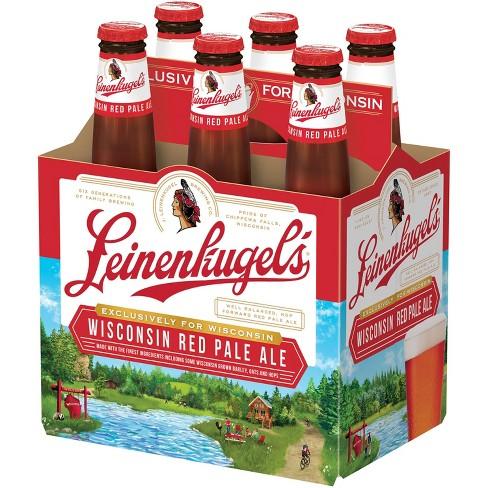 Leinenkugel's® Wisconsin Red Pale Ale - 6pk / 12oz Bottles - image 1 of 1