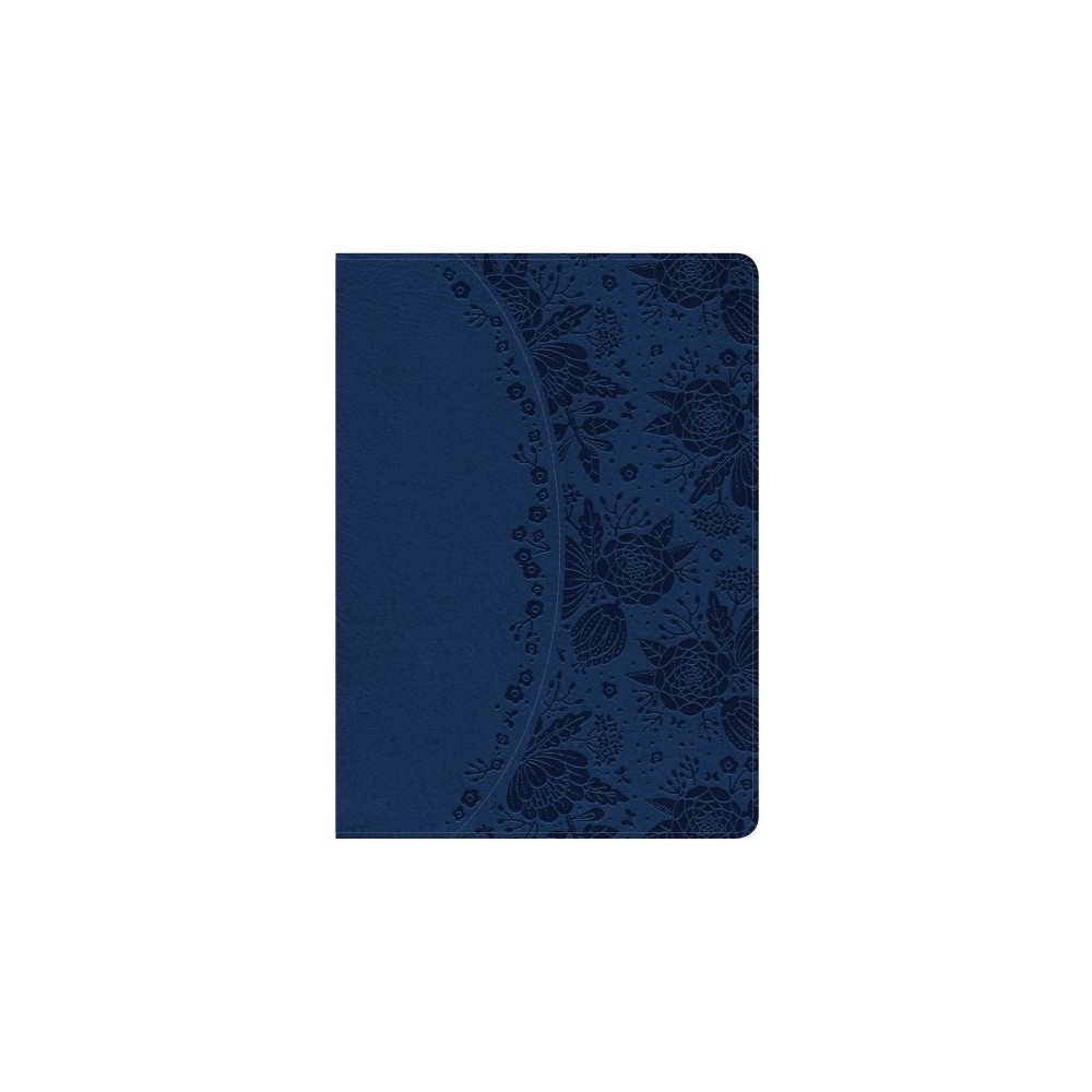 Holman Nkjv Study Bible : New King James Version, Indigo, Leathertouch (Indexed) (Paperback)