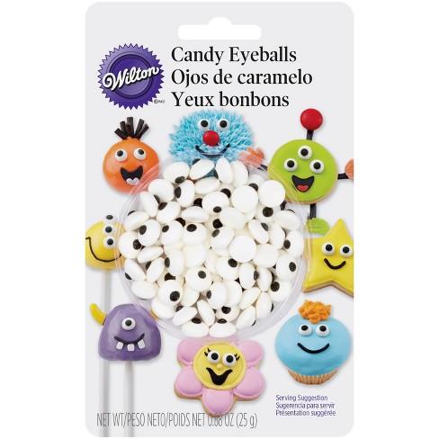 05ff1b1e34c Wilton Candy Eye Balls - 0.88oz : Target