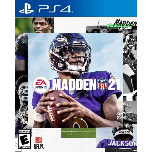 Madden NFL 21 - PlayStation 4 - image 1 of 4