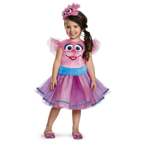 Girls' Abby Tutu Deluxe Costume - image 1 of 1