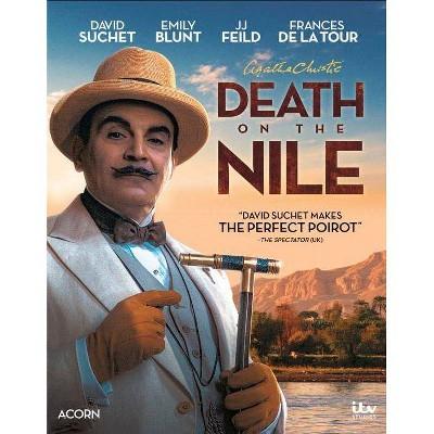 Agatha Christie's Poirot: Death on the Nile (Blu-ray)(2020)