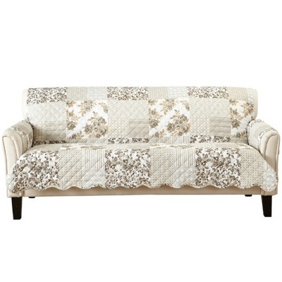 Great Bay Home Patchwork Sofa Furniture Protector