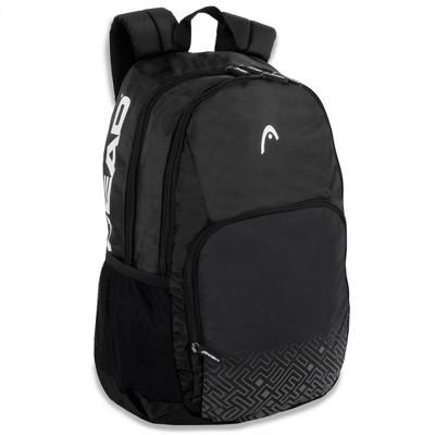 "HEAD 19"" Relay Backpack - Black"