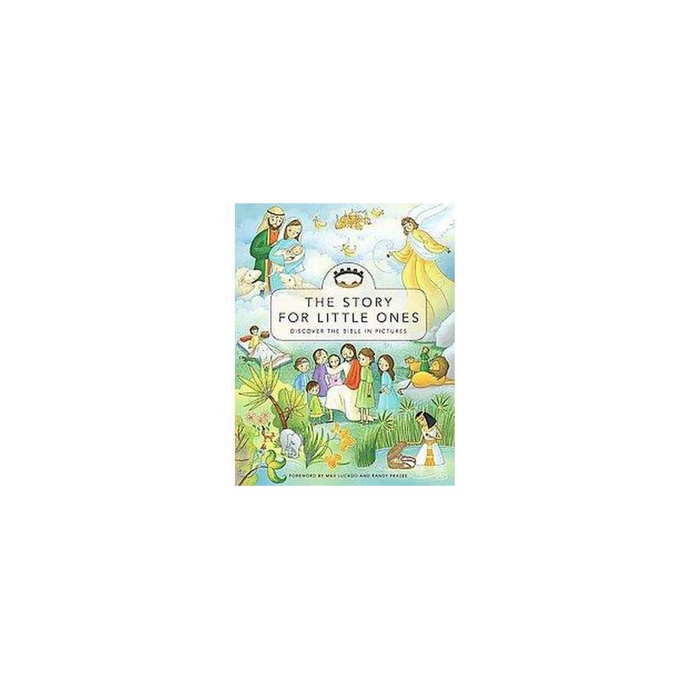 Story for Little Ones : Discover the Bible in Pictures (Hardcover)