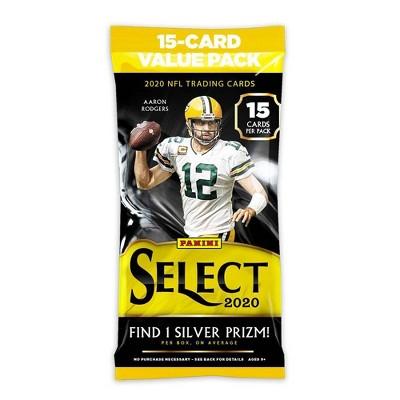 2020 Panini NFL Select Football Trading Card Fat Pack