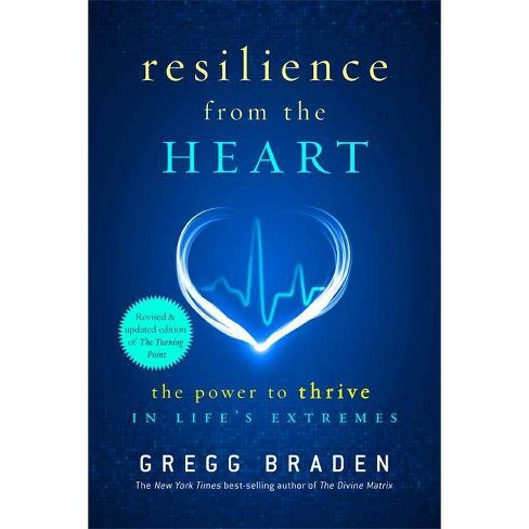 Resilience from the Heart - by  Gregg Braden (Paperback) - image 1 of 1
