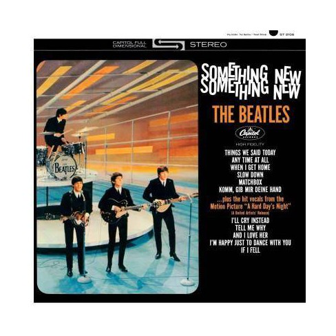 Beatles (The) - Something New (CD) - image 1 of 1