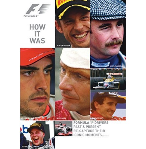 F1:How It Was (DVD) - image 1 of 1