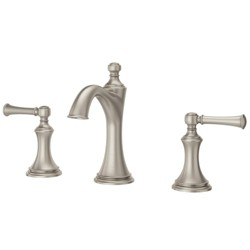 Pfister LG49-TB0 Tisbury 1.2 GPM Widespread Bathroom Faucet