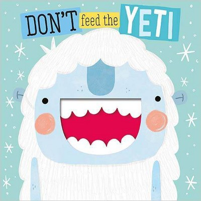 Make Believe Ideas Don't Feed The Yeti Cloth Book