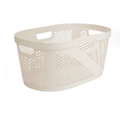 Mind Reader 40 Liter Laundry Basket