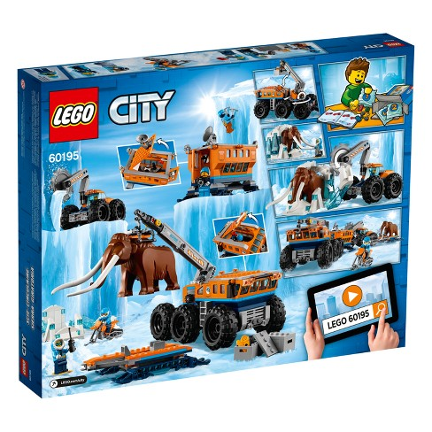 Lego Arctic Set Baukästen & Konstruktion
