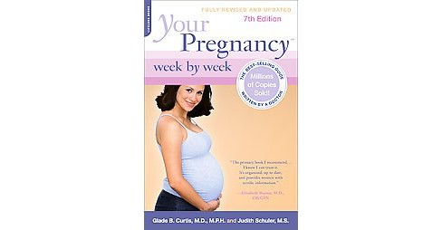Your Pregnancy Week by Week ( Your Pregnancy Series) (Revised / Updated) (Paperback) - image 1 of 1