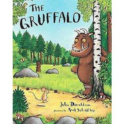The Gruffalo (Reprint)(Paperback)by Julia Donaldson