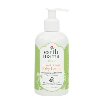 Earth Mama Angel Baby Lotion - 8 oz.