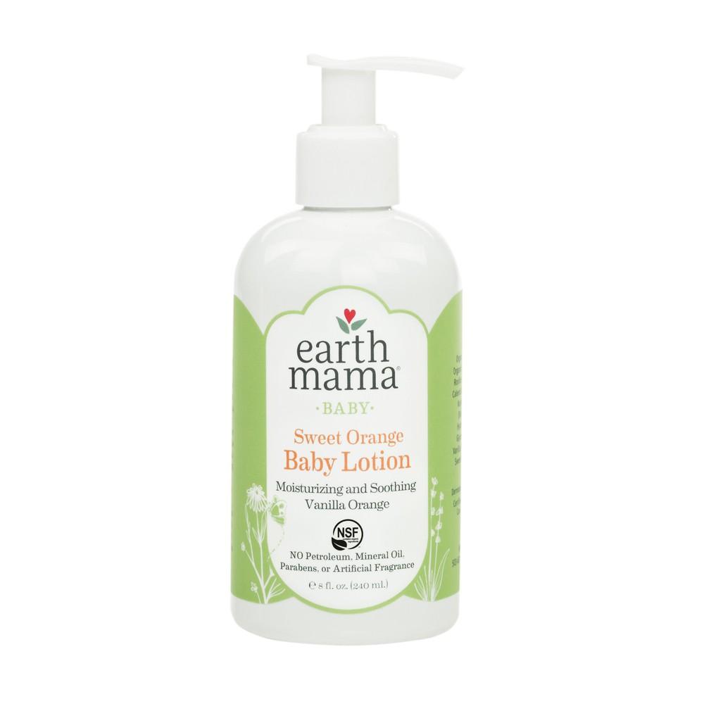 Earth Mama Angel Baby Lotion - 8 oz.