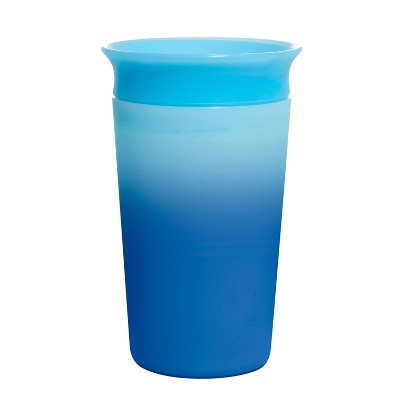 Munchkin Miracle 360° Color Changing Sippy Cup - Blue - 9oz