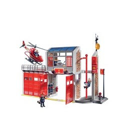 Playmobil Fire Station, building sets