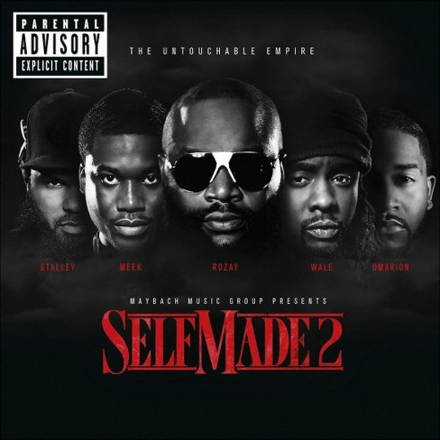 Various Artists - Maybach Music Group Presents Self Made, Vol. 2: The Untouchable Empire [Explicit - image 1 of 1
