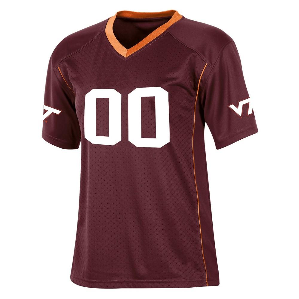 Virginia Tech Hokies Boys Short Sleeve Replica Jersey L, Multicolored