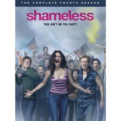 Shameless: The Complete Fourth Season (3 Discs) (DVD) - image 1 of 1