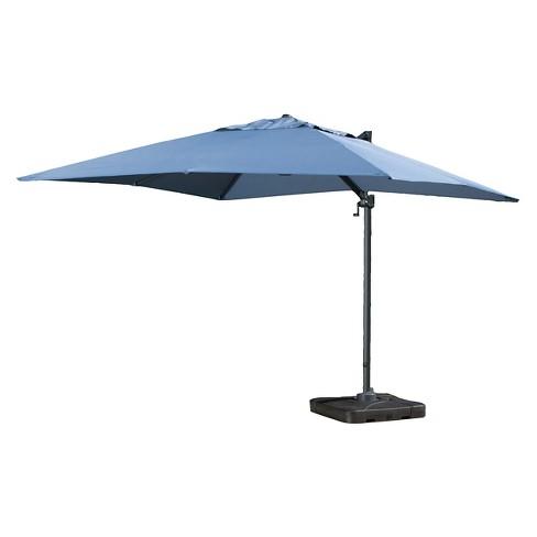 Geneva 9 Square Patio Canopy Umbrella With Stand Christopher