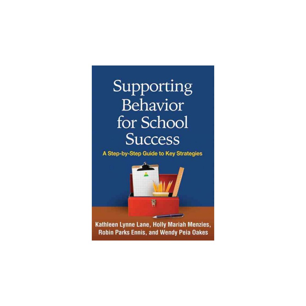 Supporting Behavior for School Success (Paperback)