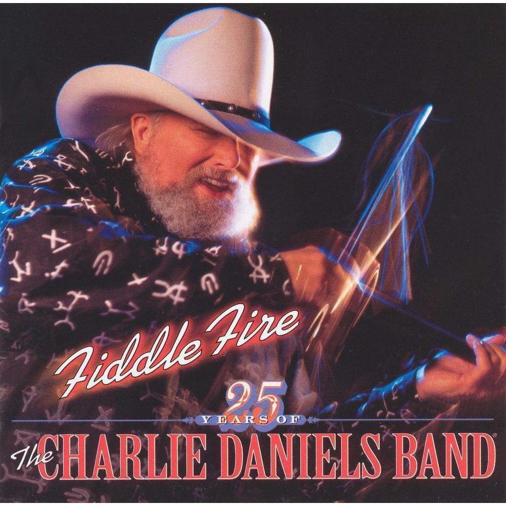 Charlie Daniels - Fiddle Fire (CD)