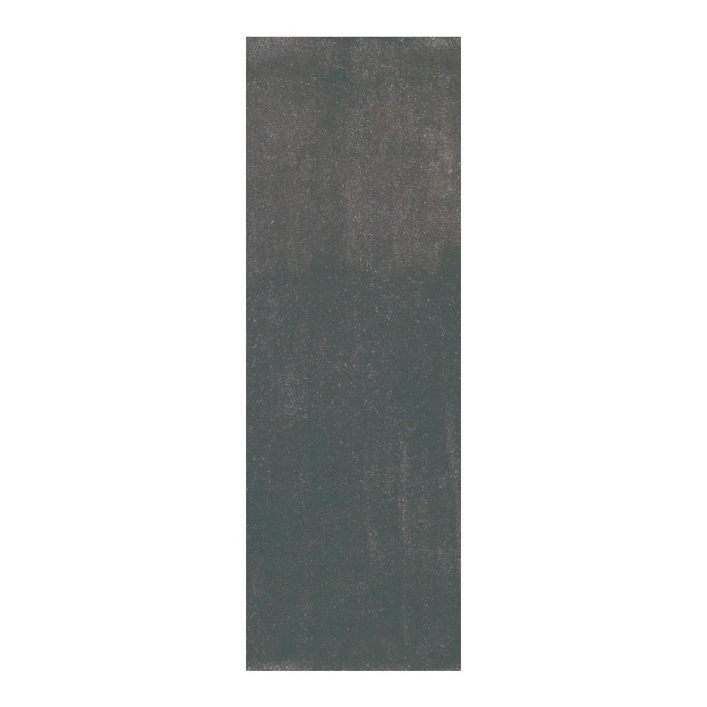 Espresso (Brown) Solid Woven Runner 2'3