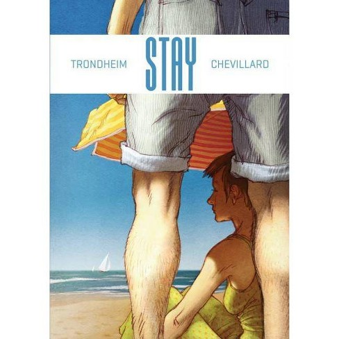 Stay - by  Lewis Trondheim (Hardcover) - image 1 of 1