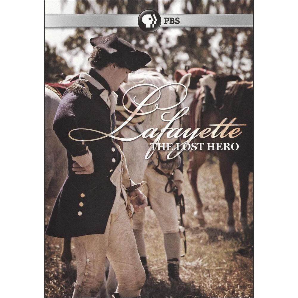 Lafayette:Lost Hero (Dvd)
