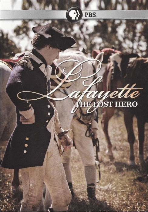 Lafayette:Lost hero (DVD) - image 1 of 1