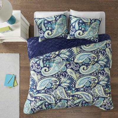 Kayla Reversible Comforter Mini Set