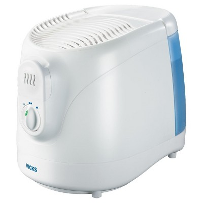 Vicks Filtered Cool Moisture Humidifier - White