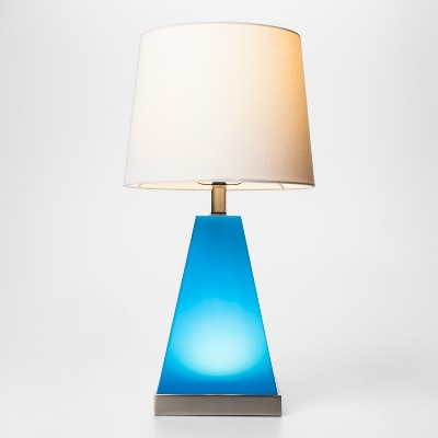 Triangle Light Up Table Lamp   Pillowfort™ : Target