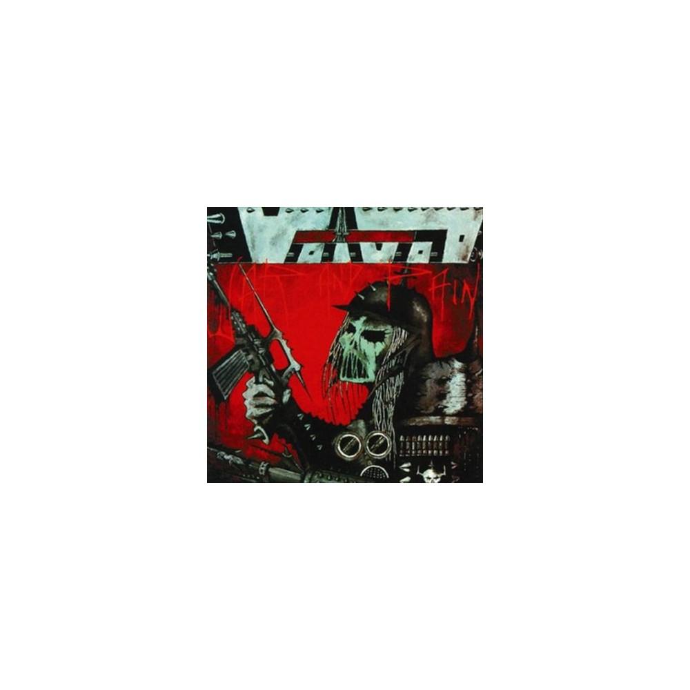 Voivod - War And Pain (Vinyl)
