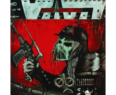 Voivod - War And Pain (Vinyl) - image 1 of 1