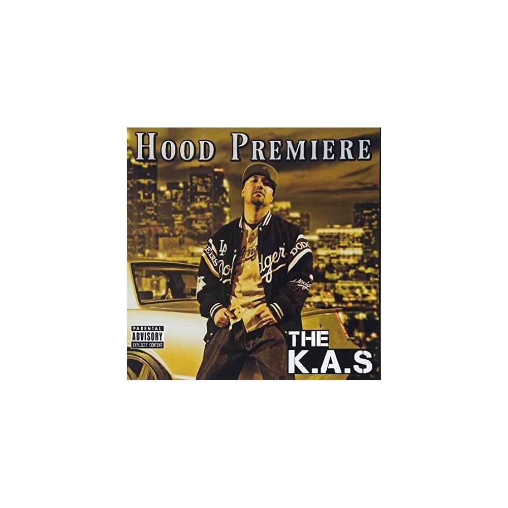Kasper - Hood Premier (CD)