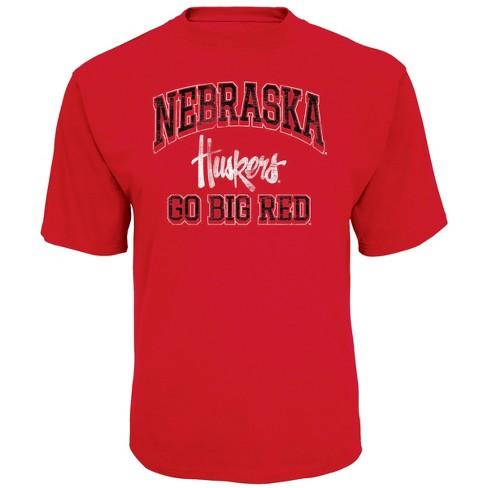 NCAA Men's Short Sleeve TC T-Shirt Nebraska Cornhuskers - image 1 of 2