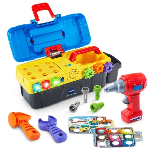 VTech Drill and Learn Toolbox - image 1 of 4