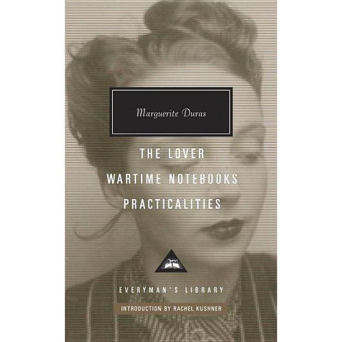 The Lover, Wartime Notebooks, Practicalities - (Contemporary Classics)by  Marguerite Duras (Hardcover) - image 1 of 1