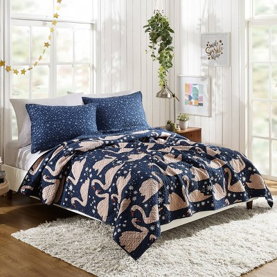 Swanning Around Quilt Set - Makers Collective