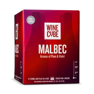 Malbec Red Wine - 3L Box - Wine Cube™