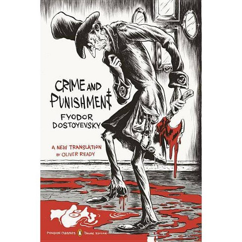 Crime and Punishment - (Penguin Classics Deluxe Edition)by  Fyodor Dostoyevsky (Paperback) - image 1 of 1