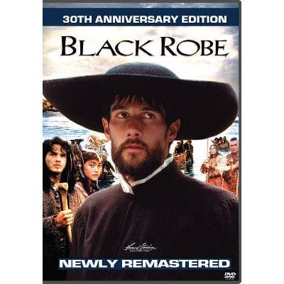 Black Robe (DVD)(2021)