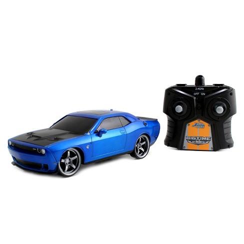 Jada Big Time Muscle 7 5 R C 2015 Dodge Challenger Srt Hellcat
