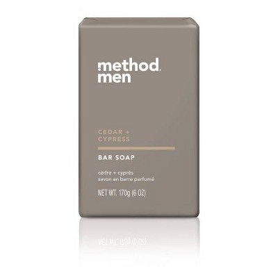 Bar Soap: Method Men